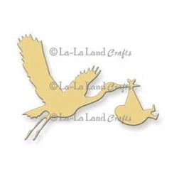 Flyvende stork, La La Land