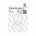 """Skære knive til X-cut 13 """" trimmer"""
