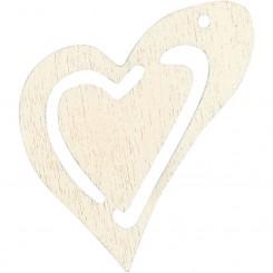 Hvide Hjerter
