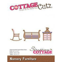 Nursery Furniture dies CottageCutz