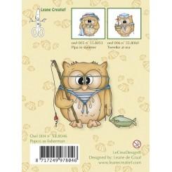 Owl 004 fischerman