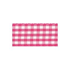 Polytern Pink / Hvid 10mm x 20 m