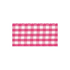Polytern Pink / Hvid  5mm x  20 m