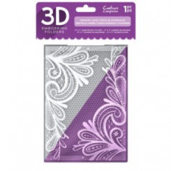 Embodding folder 3-D, crafters comp