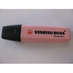 Overstregning pastel Pink, Stabilo