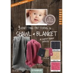 Shawl & Blanket  3 opskrifter