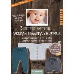 Cardigan, Leggins og bukser opsk.