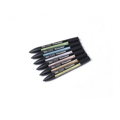 ProMarkers 6 stk Pastel tones