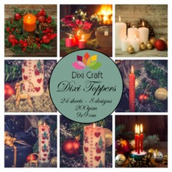Jule toppers, Dixi Craft