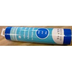 Vinyl adhesive glossy blue, Silhoue