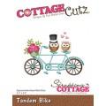 Tandem cykel dies , CottageCutz