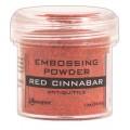 Embossingpulver Red Cinnabar Ranger