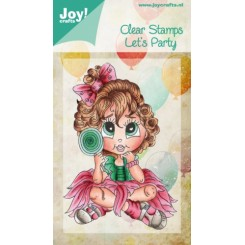 Joy stempel Girl