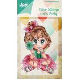 Joy stempel Girl