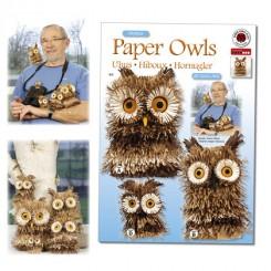 Paper Owls fringe, modelhæfte