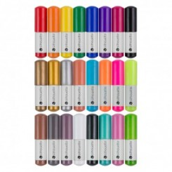 Kit- sketch pens 24 stk Silhouette