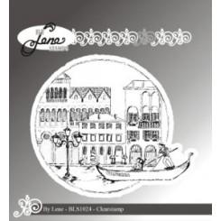 Stempel Venezia by Lene Stamps