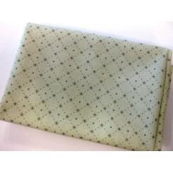Lys Grøn prik  Patchwork 50 x 55 cm
