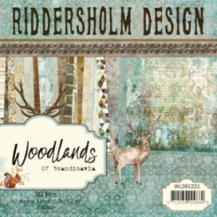 Riddersholm woodland blok