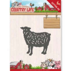 Cluntry life Sheep dies, Yvonne C