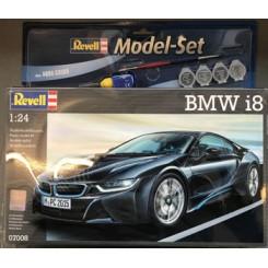 BMV i 8 modelbyggesæt