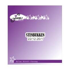 Stempel Stenbukken 22/12- 20/1