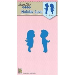 Holiday love 2 stk dies NS