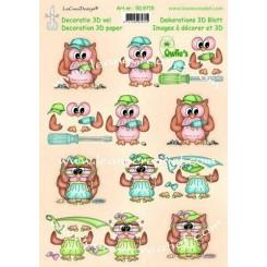 Owlies nr. 15