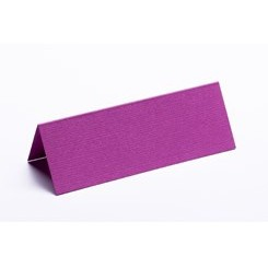 Exclusive Bordkort Bright pink