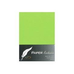 Exclusive kort Spring green  A6 x 10