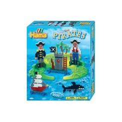 Hama Midi Pirater gaveæske