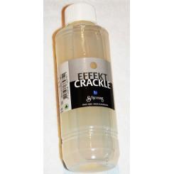 Effect crackle, schjerning