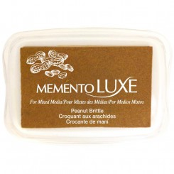 Memento Luxe, Peanut brittle, textil
