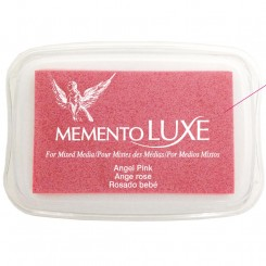 Memento Luxe, Angel pink, textil