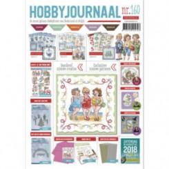 Hobbyjournal nr. 160 + 3-D ark