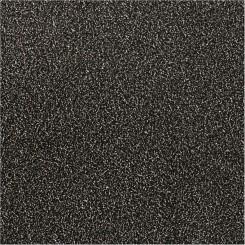 Glitter film Sort, 35 cm x 2 m