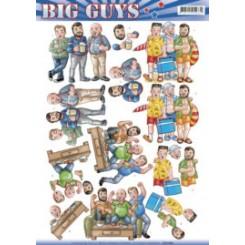 Big Guys 3-D ark
