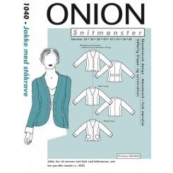 a22aac8a7 Onion mønster 1040 Jakke