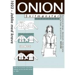 Onion mønster 1023 Jakke
