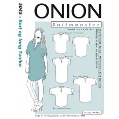Onion mønster 5045 tunika 2 stk