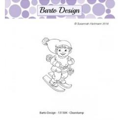 Nissedreng  stempel, Barto design