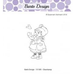 Nissepige stempel, Barto design