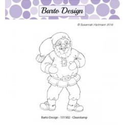Julemand stempel, Barto design