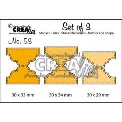 Crealies dies CLSet 53