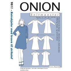 Onion mønster 9011 Kjole + str.