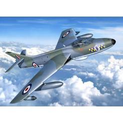 Hawker Hunter FGA. 9, Revell