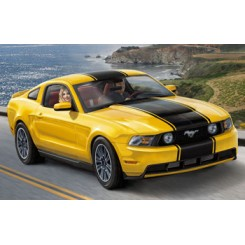 2010 Ford Mustang GT, Revell