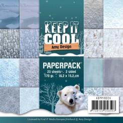 Keep it cool, paperblok 23 ark