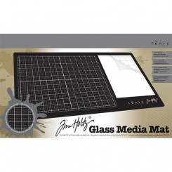 Tim Holtz Glass media Mat 1914E