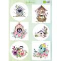 Birdhouses 3D-ark MD